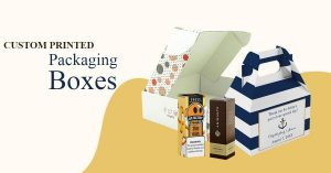 Custom Retail Box Printing